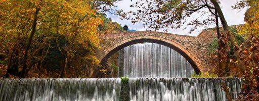 Najlepsi vodopadi grcke