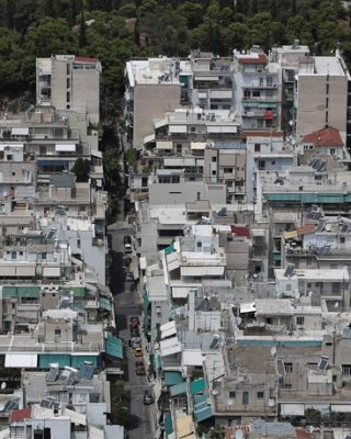 Ogromne promene na mapi trzista nekretnina u Atini