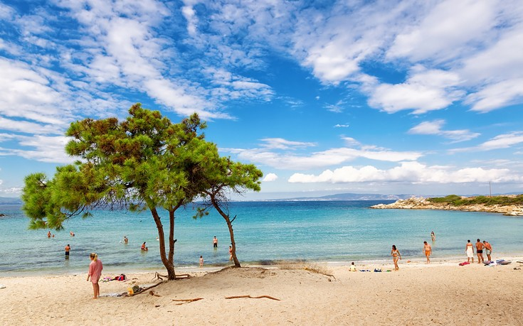 Spektakularne plaze Halkidikija