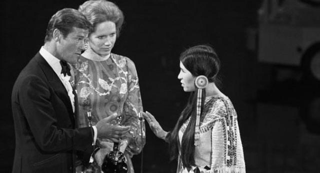 Kad je Marlon Brando poslao Indijanku po Oskar