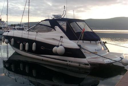 Sunseeker Portofino 46′