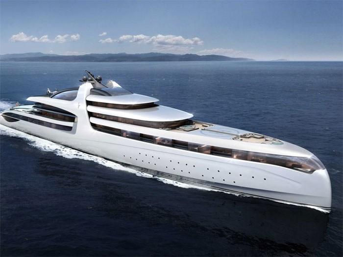 Mega Yacht je u Grckoj